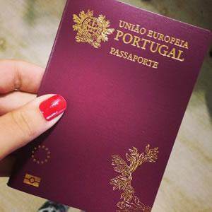 Concessão e emissão dos Passaportes